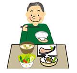 特養山科苑のお食事