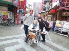 しんどくても南京町へ行きたい